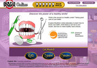 MouthPower Interactive Dental Activities